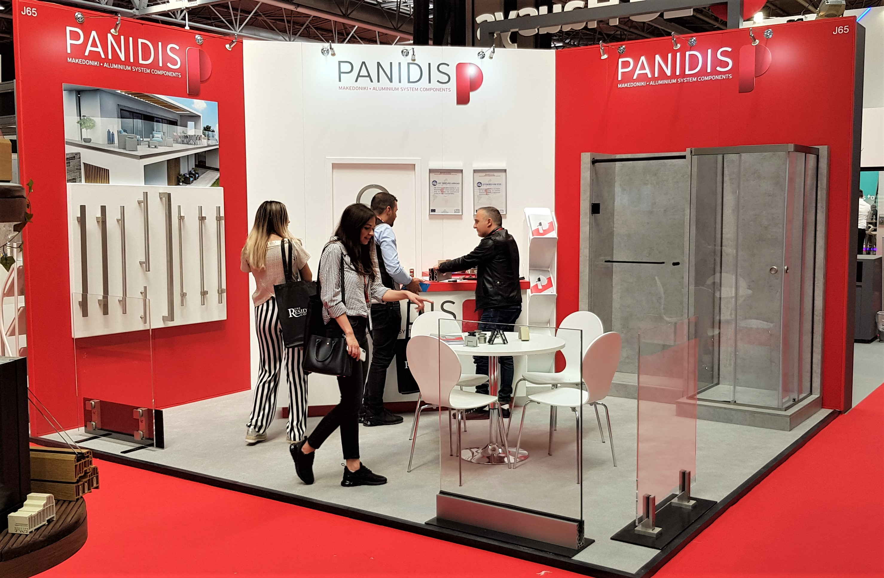 PANIDIS SA exhibiting at FITSHOW 2019